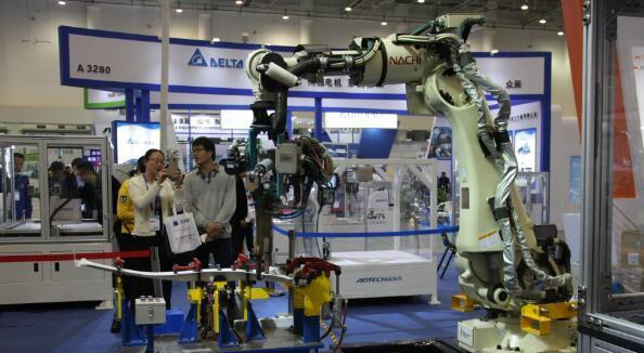工业机器人春季行情来了需求涌现