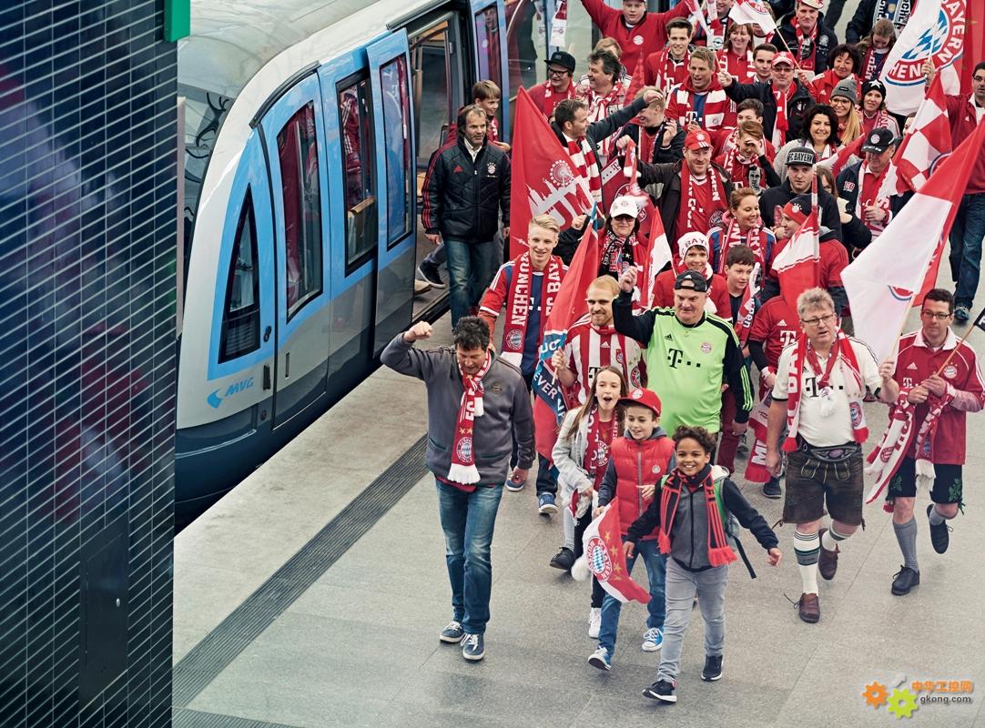 新闻图片3_西门子与拜仁慕尼黑俱乐部建立全球合作伙伴关系