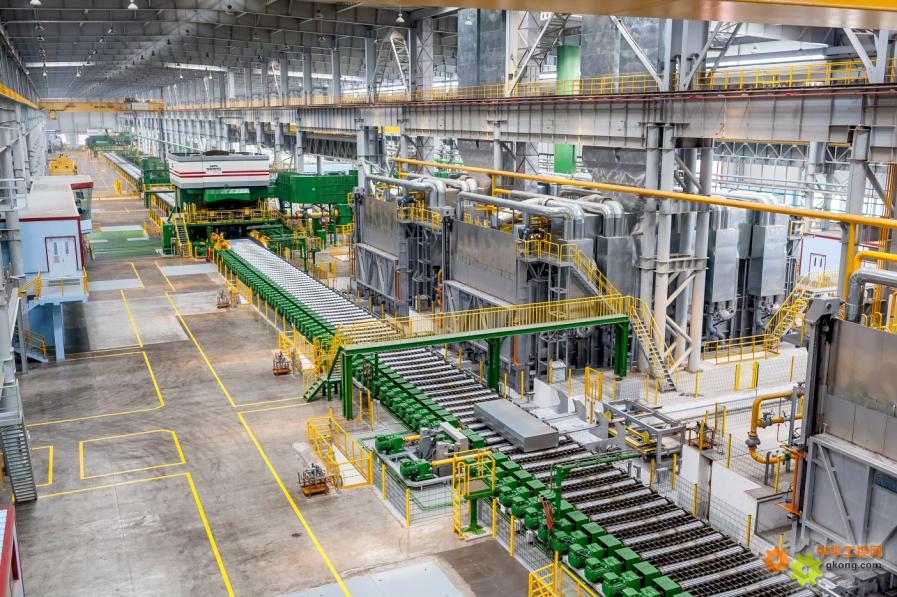 新闻图片2_西门子将为中国多家铝厂提供中低压变频器