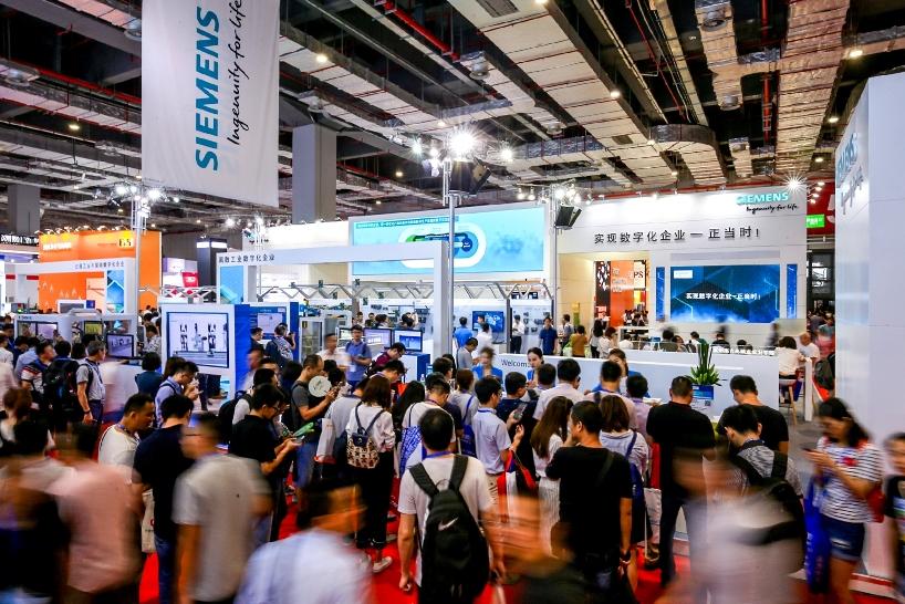 新闻图片4_2018上海工博会:西门子全面展示工业数字化转型之路