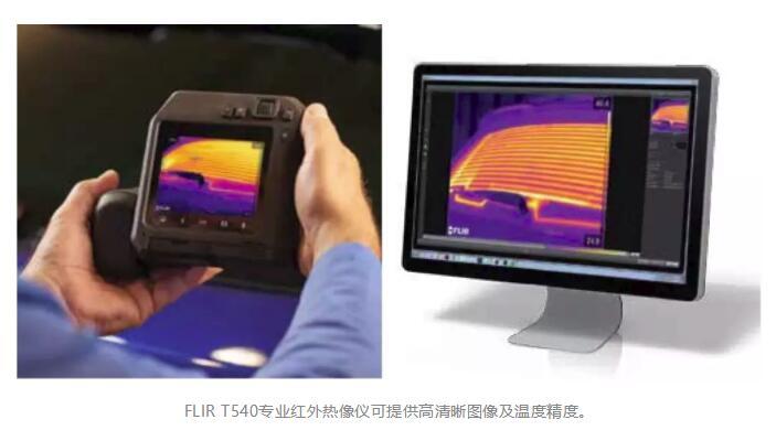 借助热成像技术,lumc研究通过电磁感应对抗关节置换术