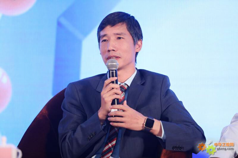 ABB集团中国研究院负责人、ABB中国首席技术官刘前进博士