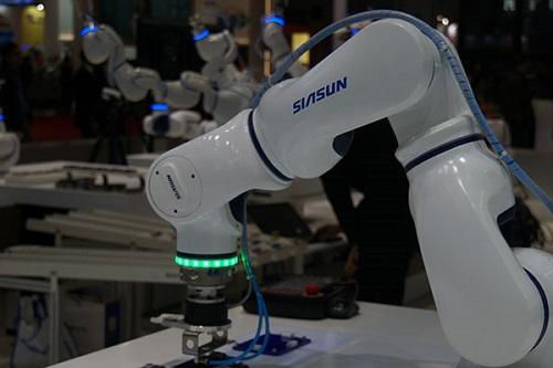 国产品牌机器人