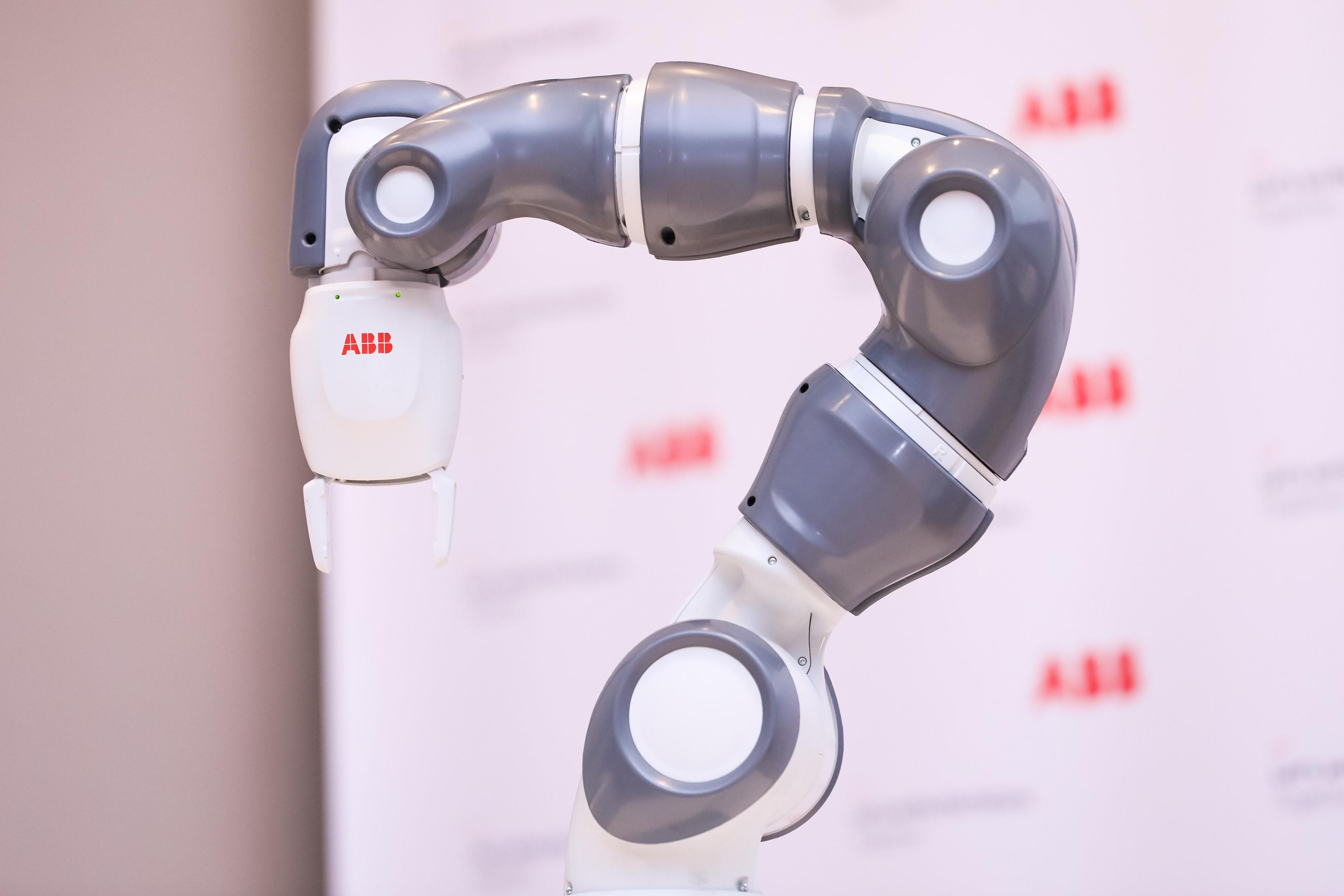 YuMi单臂机器人