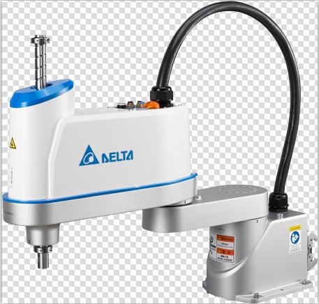 智能制造--台达推出新款SCARA机器人DRS50L/DRS70L系列