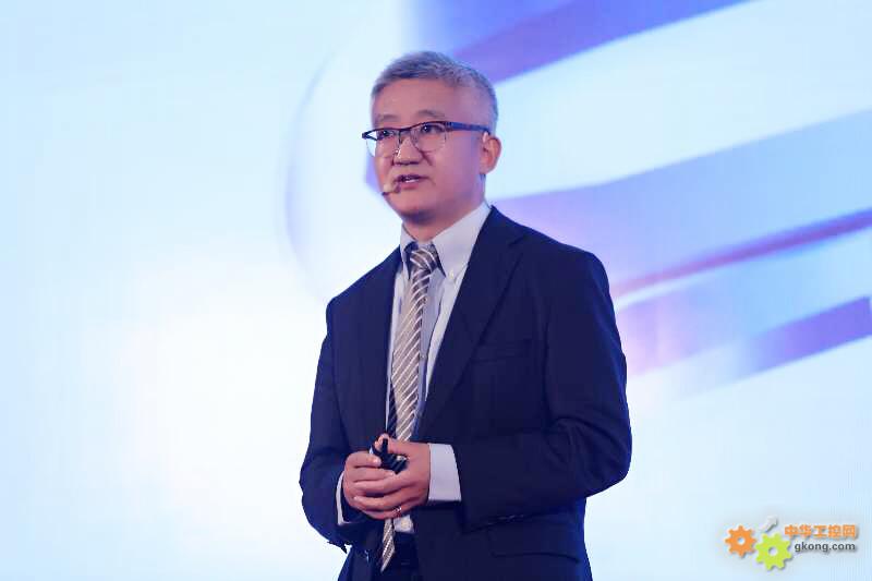 ABB机器人业务单元全球产品管理负责人张晖博士