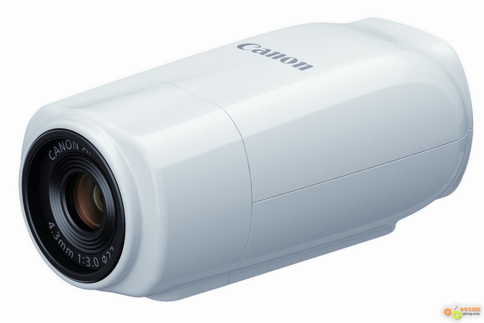 """""""佳能工业影像平台""""包括配合机械手臂的工业摄像机N10-W02"""