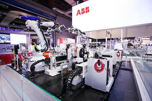 ABB白车身标准部件解决方案确保焊装线快速集成