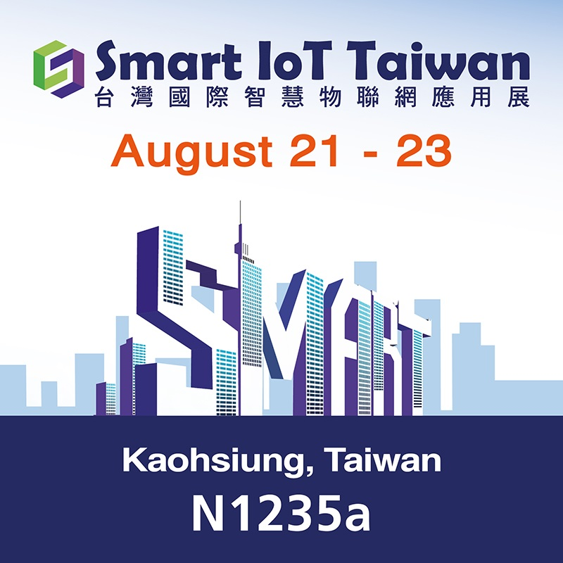 Vecow Participates in Smart_IoT_Taiwan_2019