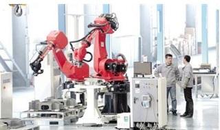 机器人企业坚守