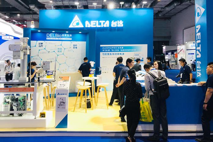台达携手旗下达尔生技于5月14-17日于上海国家会展中心6.1馆J23区展出医疗电源与医疗设备