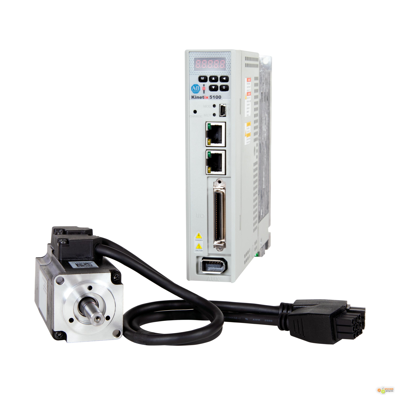 新型 Allen-Bradley Kinetix 5100 伺服驱动器