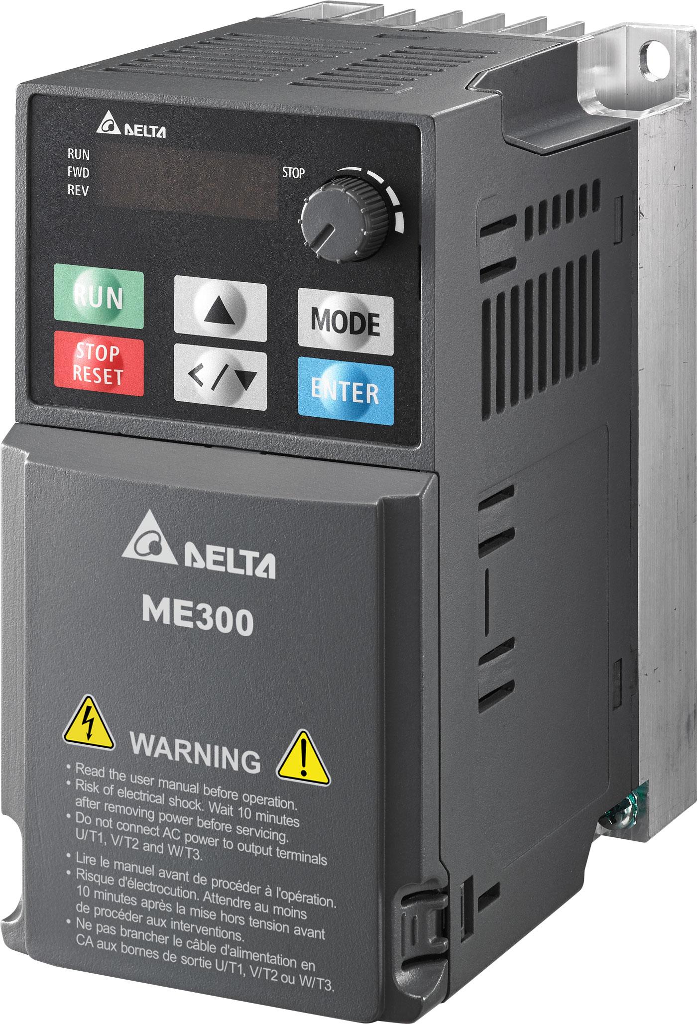 图4 精巧迷你型矢量控制变频器ME300系列