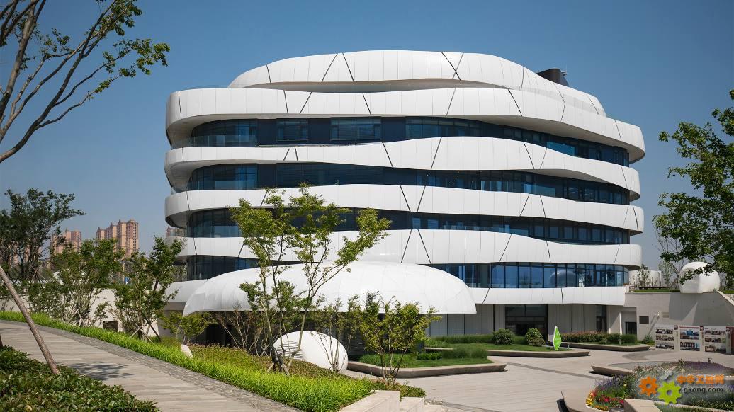 新闻图片2_青岛中德生态园被动房技术中心