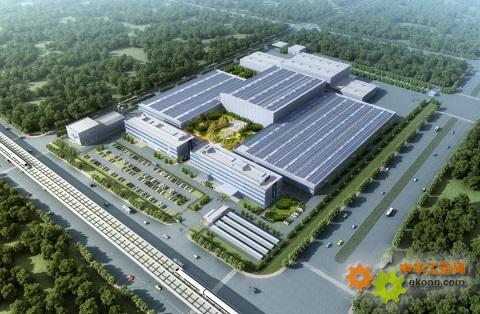 01-正在建�O中的SNC南京新工�S�⑹俏鏖T子在中��的第一座全集成原生精益�底只�工�S。