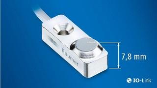 """堡盟3mm微型电感式传感器"""" ——""""身材,颜值,能力"""" 三位一体"""