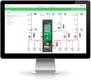 施耐德电气发布EcoStruxure Power Operation 2021电力监控系统
