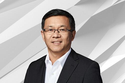ABB中国董事长顾纯元博士