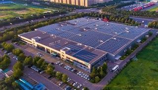 """成功归零:施耐德电气北京工厂获""""碳中和""""工厂认证"""