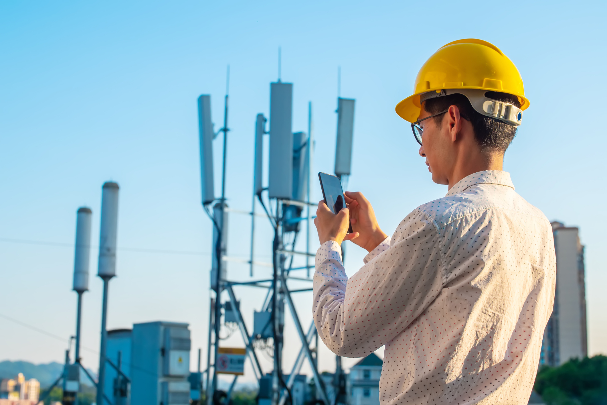 ABB数字化配电解决方案助推5G移动终端发展