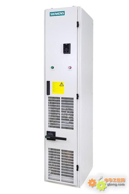 西门子发布全新G120XA高品质单机变频柜