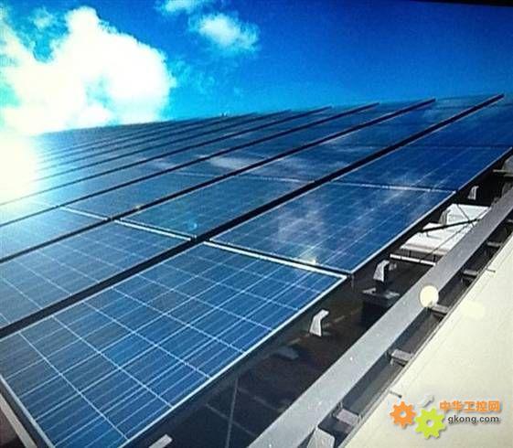 新能源工业雕塑