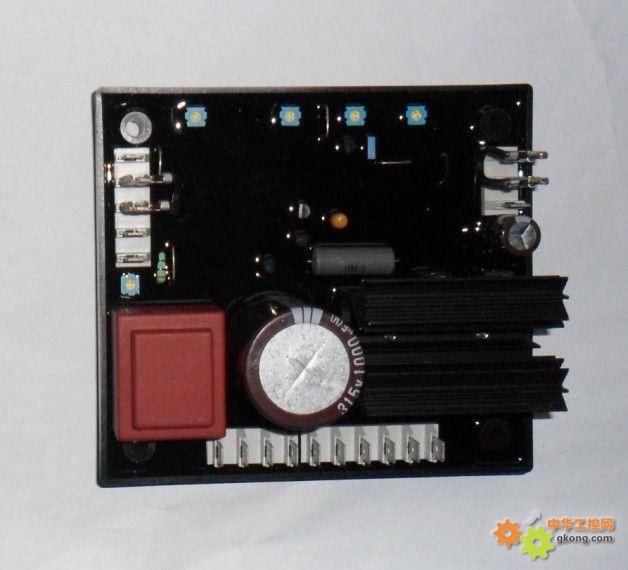 r438的电路通过调节励磁电流提供了发电机输出电压的闭环控制.
