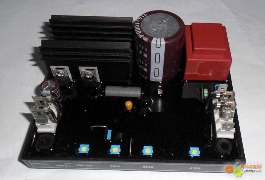 利莱森玛发电机配件励磁调压器板r438