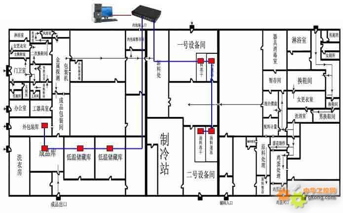 二氧化碳脱除机一般采用电控气动三通阀来控制活性炭罐程序的切换