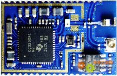 超低功耗wifi cc3200模块