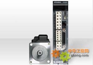 1轴伺服放大器与伺服电机的组合-三菱伺服驱动器MR J4 200A 北京工图片