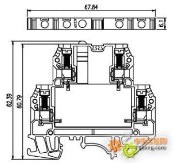 工控产品 → 光电传输耦合器模组   系列别:retp光电传输耦合器模组