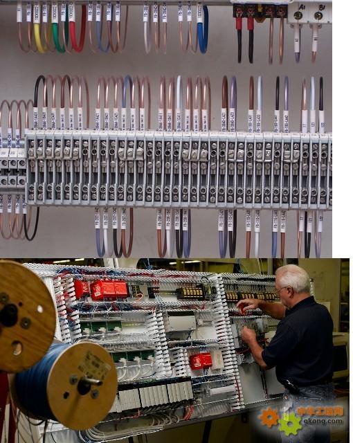 电气柜安装接线,力拓电气对外提供电气系统集成。包括元器件选型采购、电气图纸设计、成本核算报价、盘柜组装、现场指导安装调试。 公司盘柜组装车间一次、二次配线、元件布局安装等人员齐全。安装配线设备齐全。承接高低压GGD/MNS/GCS配电柜,PLC控制柜,MCC变频器控制柜. 具体事宜请来电垂询。