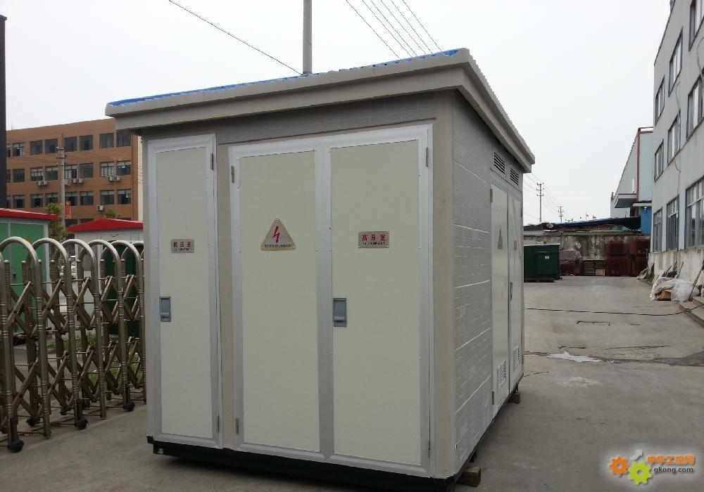 预装式箱式变电站/yb-12欧式箱变图片