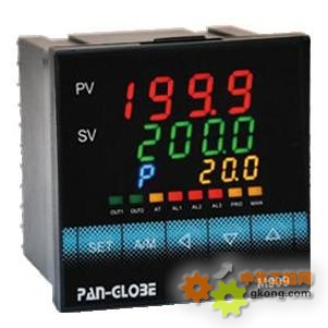 温控表m909r加热冷却控制双输出温控器