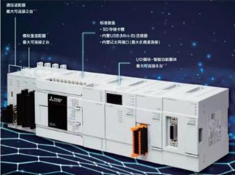 新品PLC iQ-F系列 FX5UJ开始发售